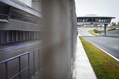 Hujan Ganggu Hari Pertama Tes WSBK Jerez