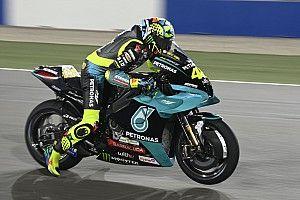 Rossi Menghitung Peluang Finis Podium di Qatar