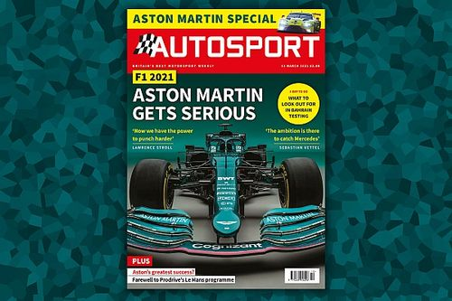 Magazine: How Aston Martin aims to become an F1 force