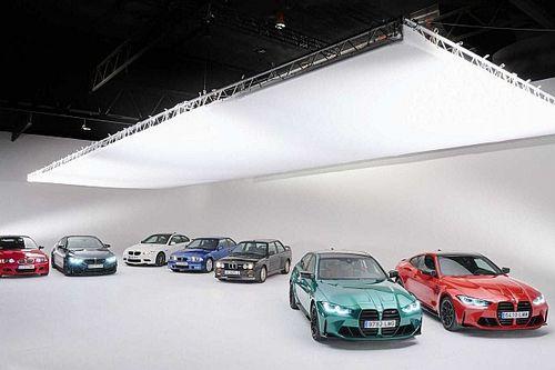 Todas las generaciones del BMW M3/M4, reunidas en una galería de fotos