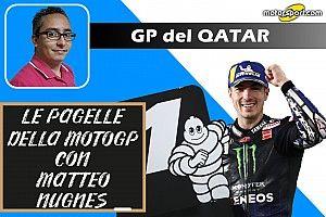 MotoGP: Le pagelle del Gran Premio del Qatar