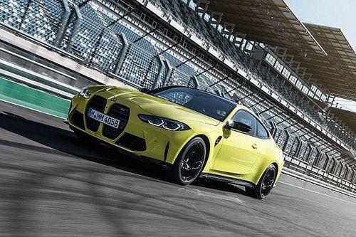 Prueba: BMW M4 Competition Coupé 2021