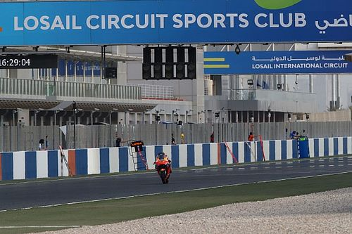 Resumen: última jornada de test de MotoGP 2021 en Qatar