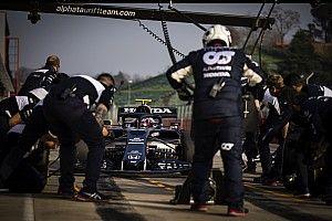 角田裕毅は初日の午後に登場! バーレーンのF1プレシーズンテスト担当ドライバー情報