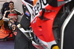 """Première chute avec la Honda: Pol Espargaró n'est """"pas inquiet"""""""