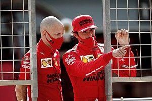 Ferrari назвала Сайнса Феттелем