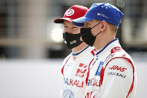 Mick Schumacher y Nikita Mazepin: el respeto está ahí