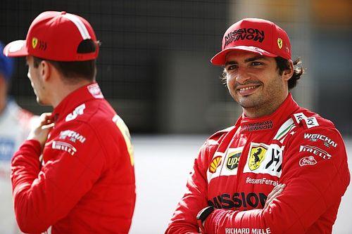 Sainz Diprediksi Raih Podium F1 2021 Duluan daripada Alonso