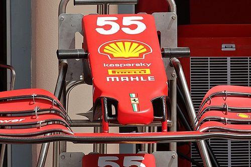 Технический брифинг: носовой обтекатель Ferrari SF21