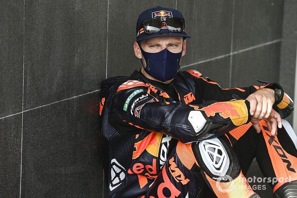 Binder Ungkap Target Paruh Kedua MotoGP 2021
