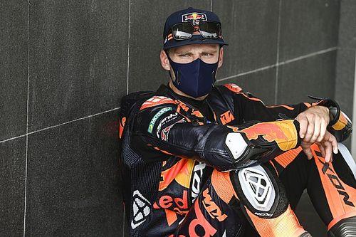 "MotoGP: Binder responde críticas de ""sensível"" Rossi"