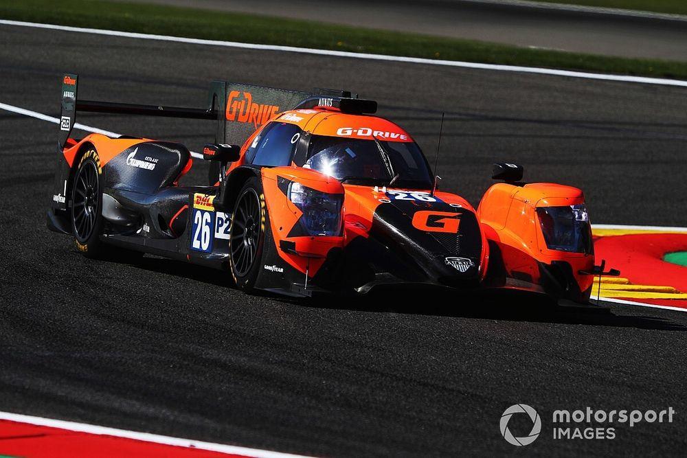 De Vries snelste in WEC Proloog, zware crash Racing Team Nederland