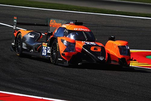 De Vries snelste in WEC Proloog, zware crash Racing Team Nederland
