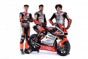 Moto2 Spanyol, MV Agusta Forward Racing Turunkan 3 Pembalap
