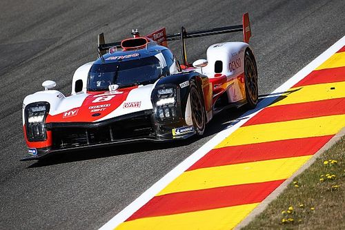 "Toyota ""surprised"" by WEC call to leave LMP2 speed unchanged"