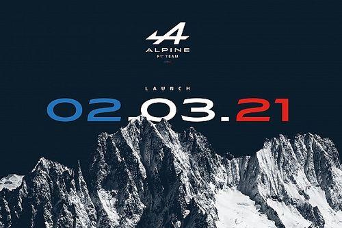 Alpine A521: la diretta streaming a partire dalle 16