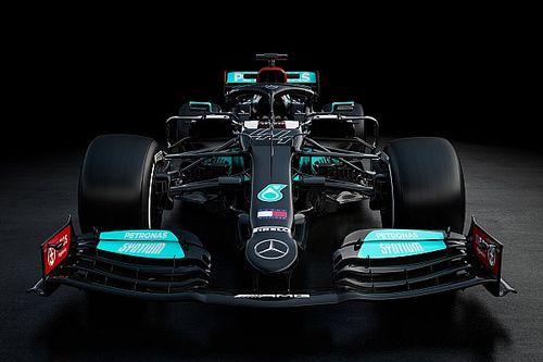 Galeri: Mercedes W12, Mobil Teranyar Hamilton-Bottas