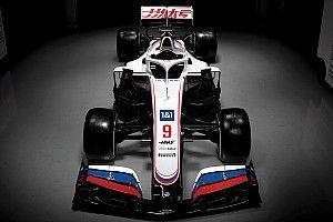 【2021年F1新車】ハースVF-21:フォトギャラリー