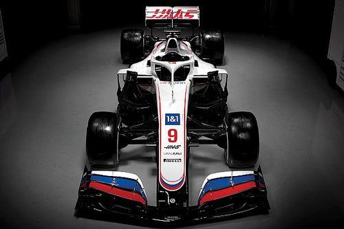A WADA vizsgálja a Haas festését az orosz zászlóra vonatkozó tiltás miatt