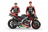 Aprilia unveils new MotoGP bike as Savadori gets race seat