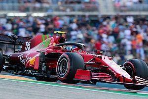 Ferrari commence bien le GP des États-Unis