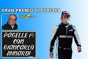 """Minardi: """"Atto di nonnismo di Alonso su Schumacher"""""""