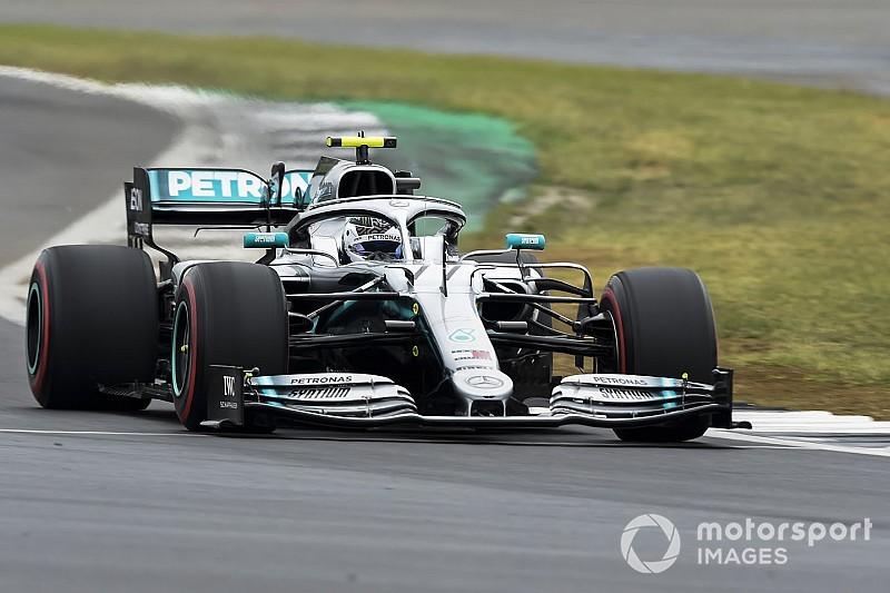 Bottas verslaat Hamilton en Leclerc voor pole, Verstappen op P4