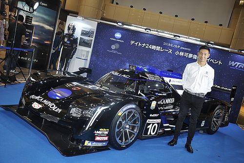 Kobayashi correrá de nuevo en Daytona con Wayne Taylor