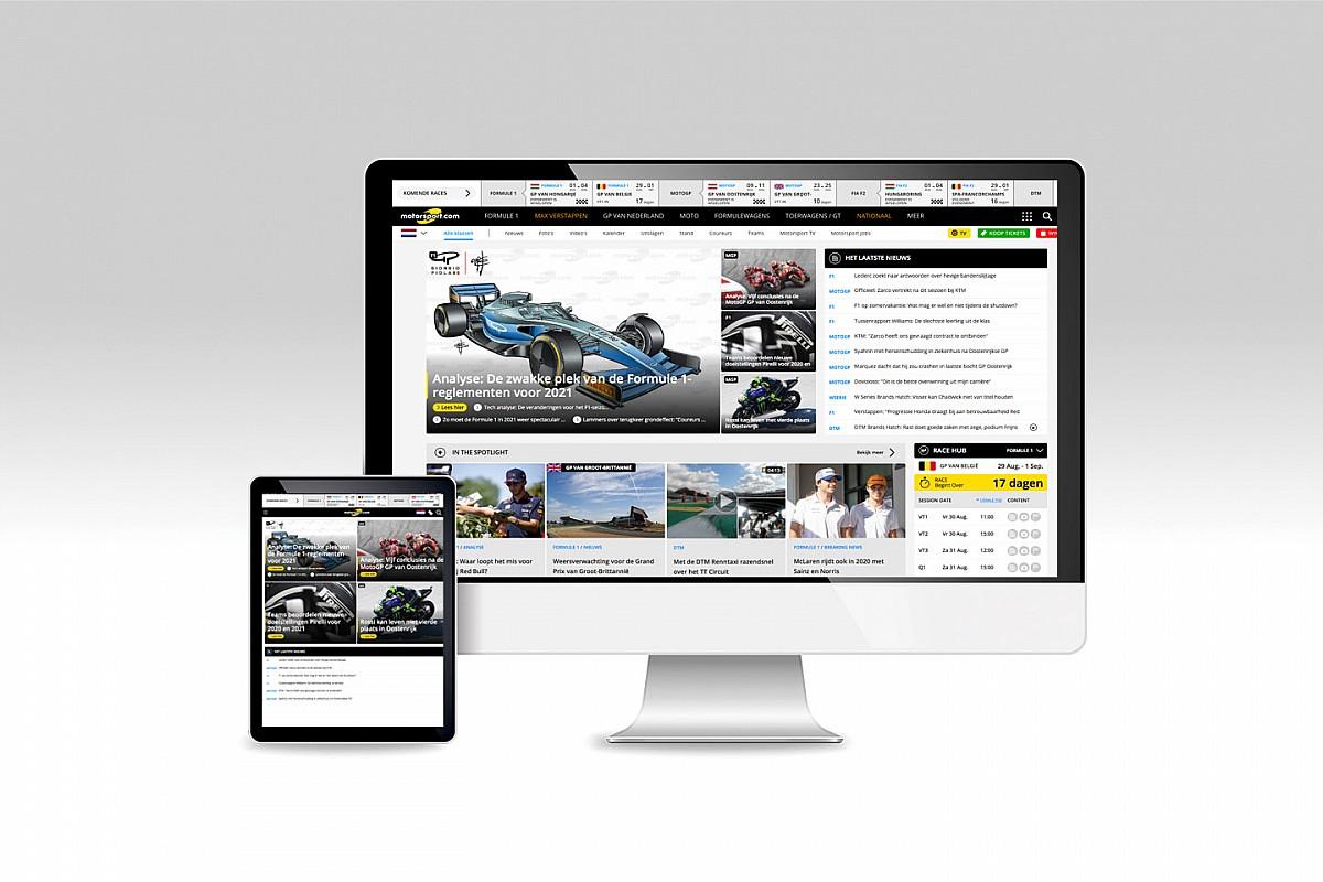 Dit zijn de belangrijkste verbeteringen aan onze nieuwe website