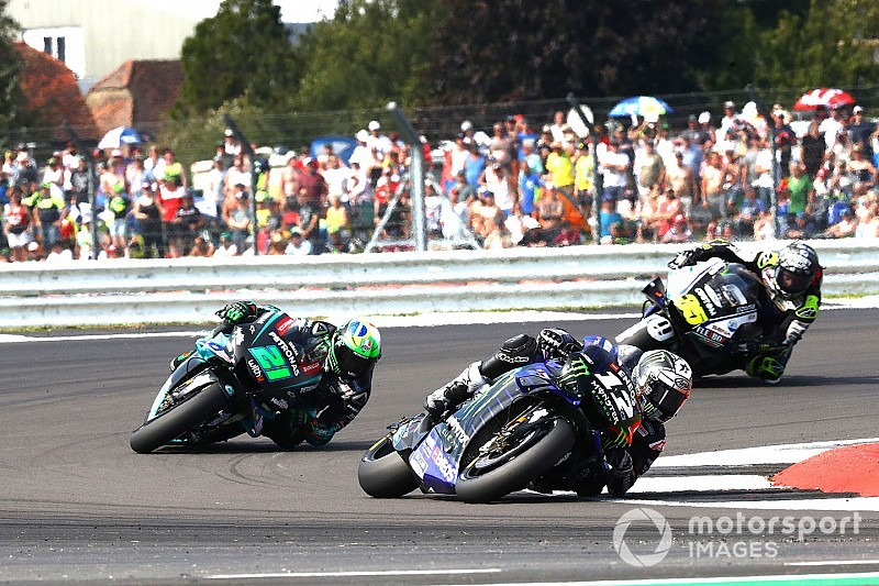 Vinales 'shocked' he could maintain British GP pace