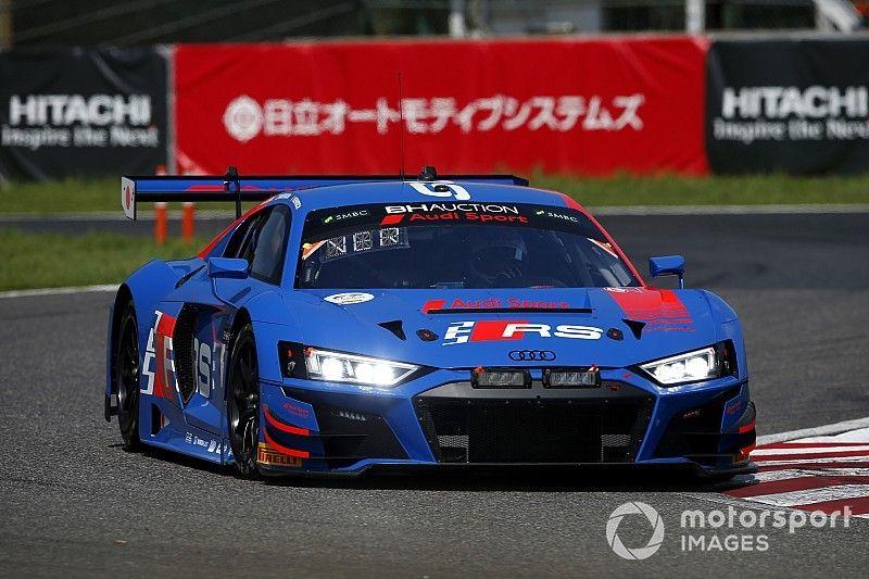 Suzuka 10 Hours: WRT Audi overhauls BMW for commanding win