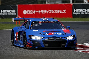 Vittoria netta dell'Audi sulla BMW alla 10 ore di Suzuka