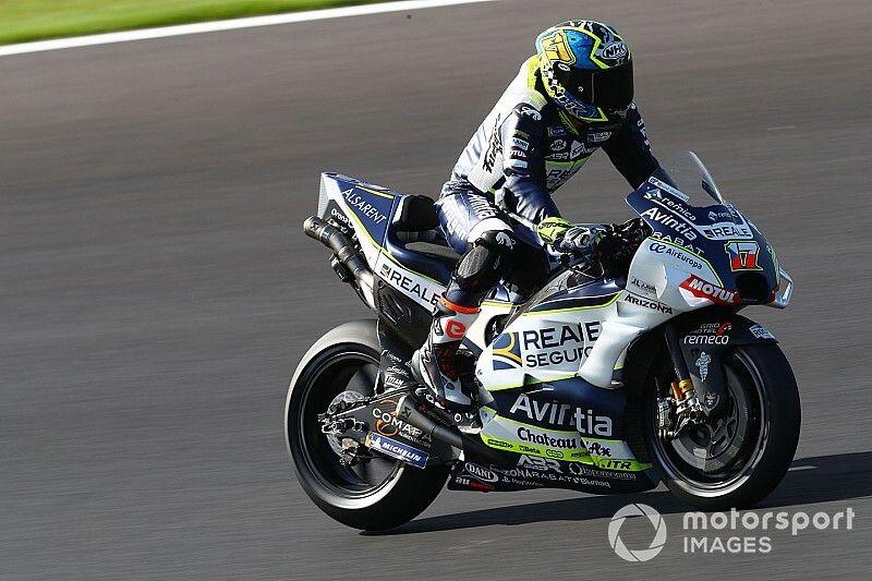 Avintia had to drop Abraham for MotoGP future security