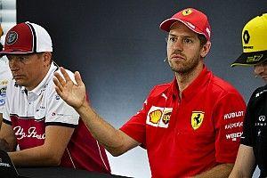 Vettel: Hedefimiz galibiyet