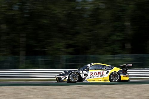 BES: la Porsche #98 del ROWE Racing in pole a Barcellona