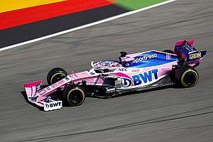 Pérez: Así debe ser la F1, como en la media parrilla
