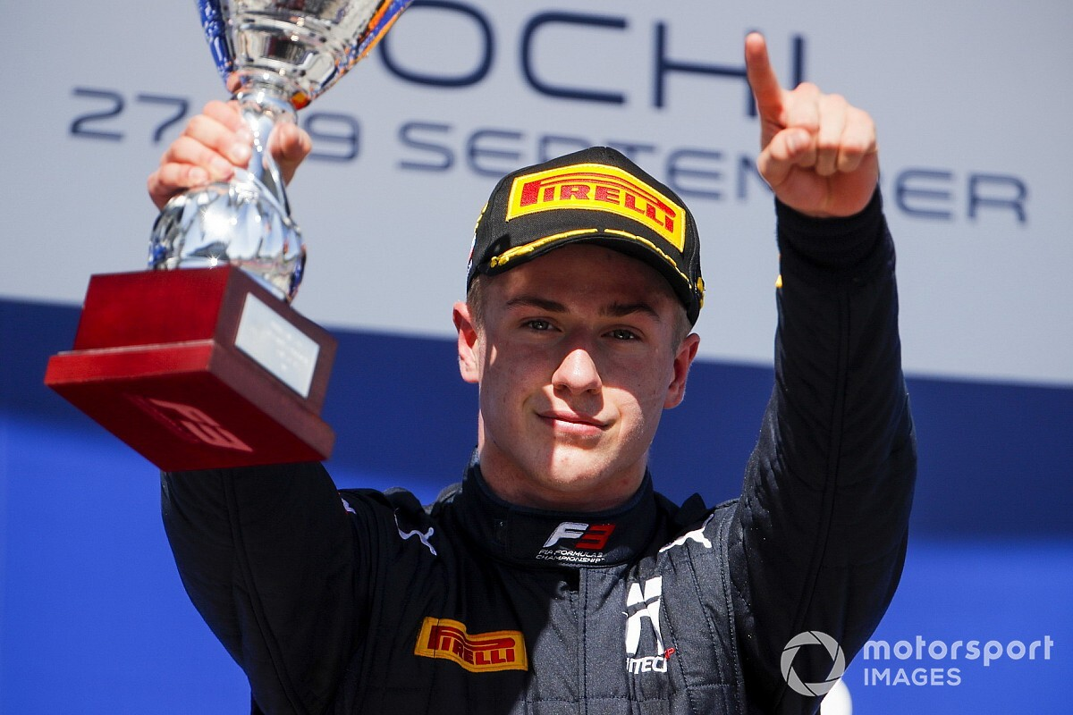 Эстонский юниор Red Bull проведет 2021-й год в Формуле 2