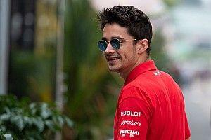 """Leclerc: """"Curioso di vedere se le novità funzioneranno anche a Sochi"""""""