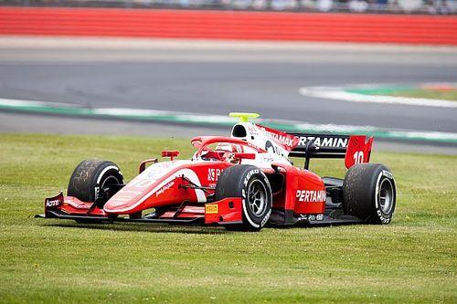 Visszalépett Mick Schumacher csapattársa a formula 2-es Brit Nagydíjtól