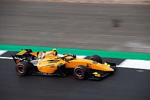Эйткен победил в спринтерской гонке Ф2 благодаря обгону на последних кругах