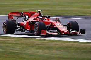 FP3 GP Inggris: Leclerc memimpin Ferrari 1-2