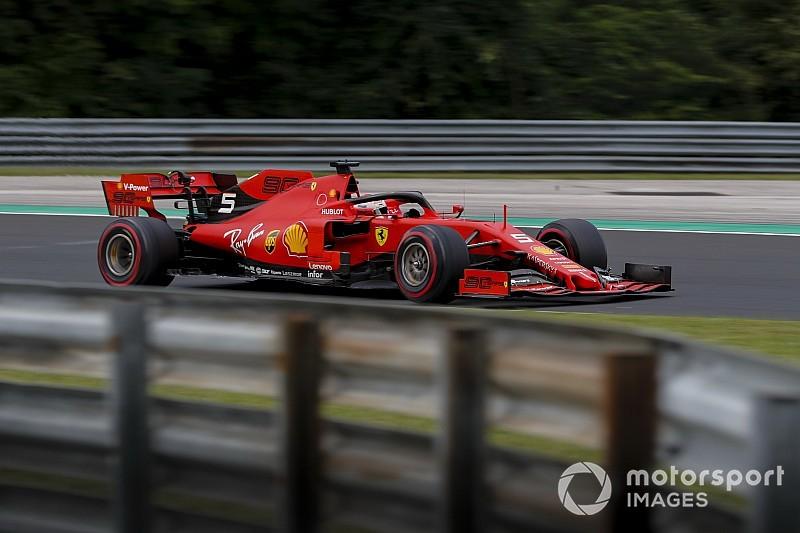 in vendita f1a86 913fa Ferrari: No point stopping development of 2019 F1 car