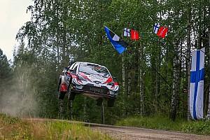 Najsłabszy sezon WRC w historii Finów