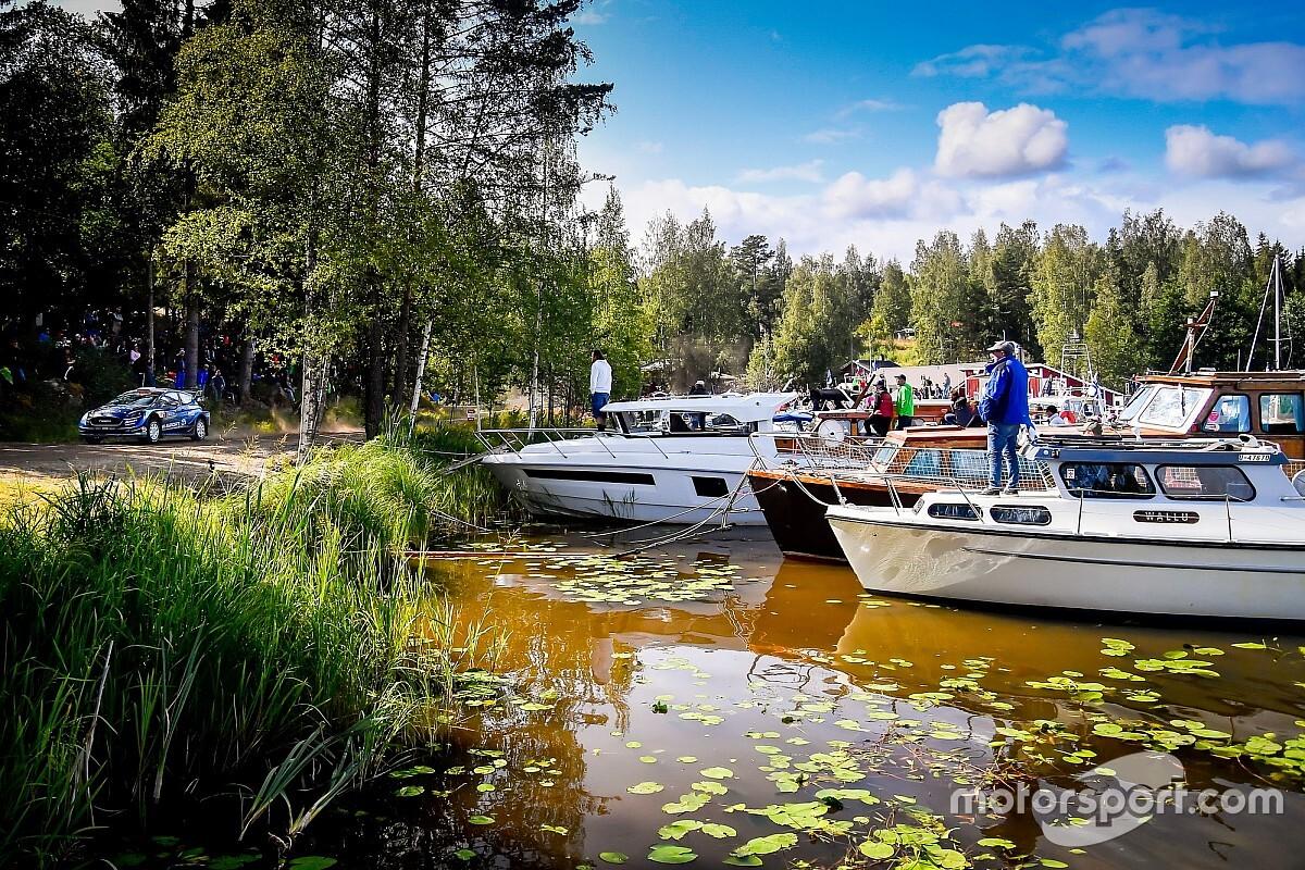 Przygotowania do Rajdu Finlandii kontynuowane