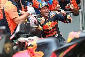 Zarco nem akart csak a pénzért versenyezni a KTM-nek