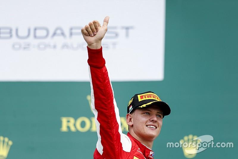 """Alesi: """"Schumacher F1'e yükselecek"""""""