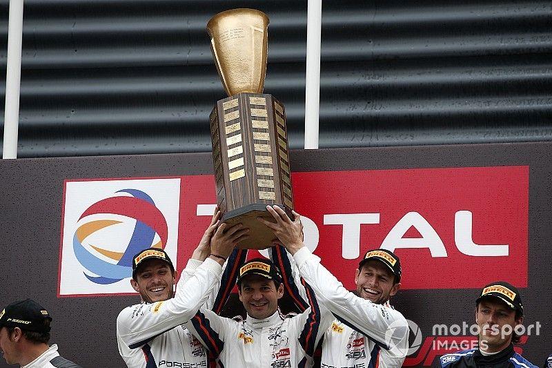 Spa 24h: GPX Porsche prevails in stop-start race