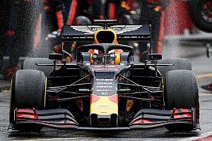 Red Bull Racing verbreekt eigen pitstoprecord in Duitsland