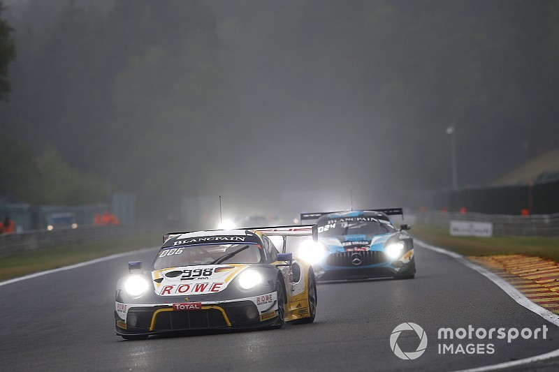 "Late cautions ""ended"" Tandy's Spa 24h victory hopes"