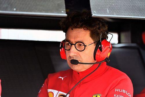 Chefe da Ferrari assume culpa por falhas na Alemanha